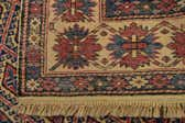 6' 6 x 9' 9 Shirvan Persian Rug thumbnail