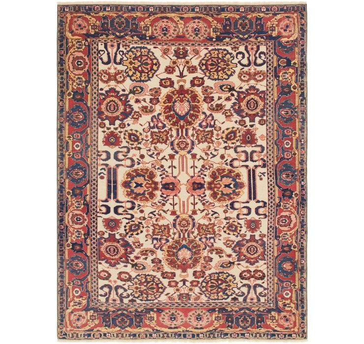190cm x 262cm Shirvan Persian Rug