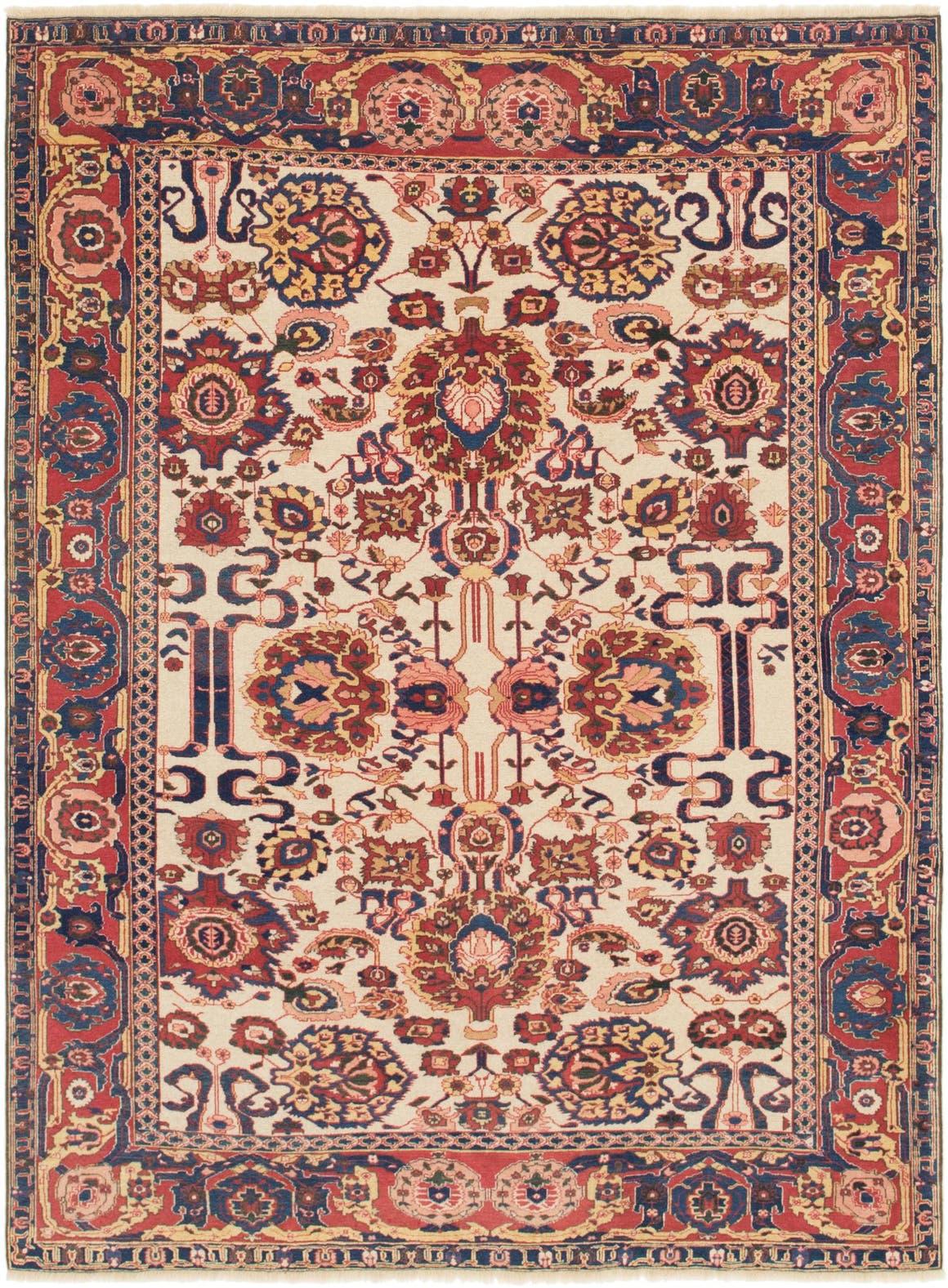 6' 3 x 8' 7 Shirvan Persian Rug main image