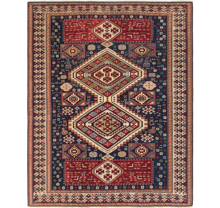 203cm x 250cm Shirvan Persian Rug