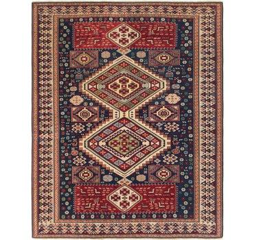 6' 8 x 8' 3 Shirvan Persian Rug main image