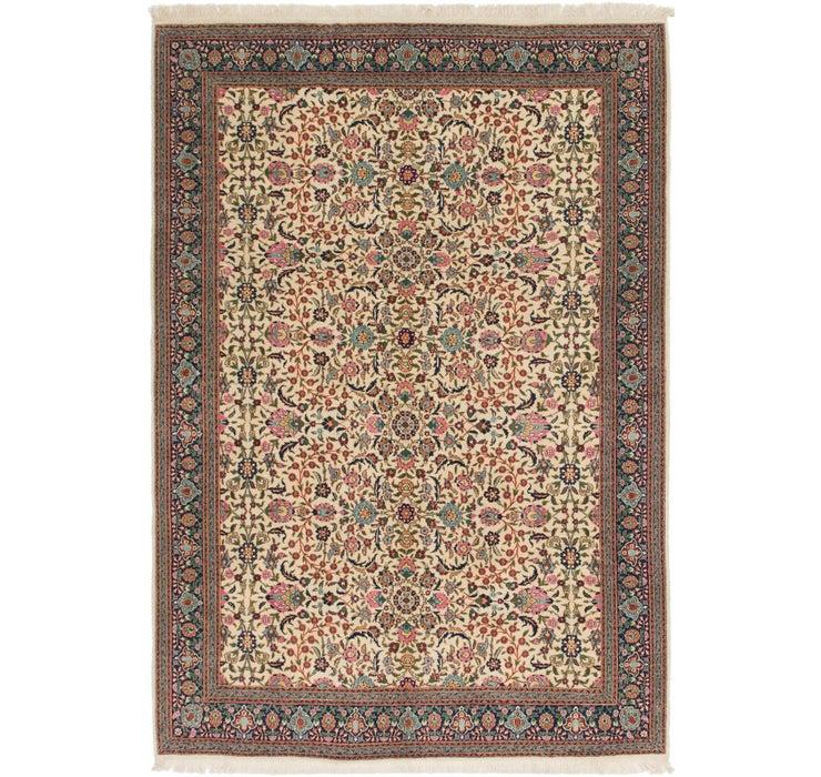 7' 8 x 10' 10 Hereke Oriental Rug