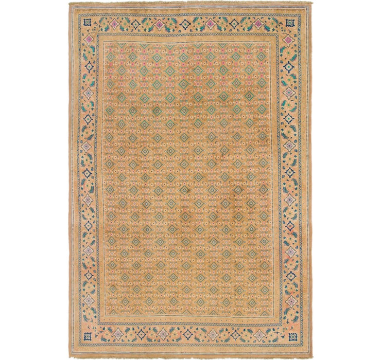 9' 2 x 13' Farahan Persian Rug