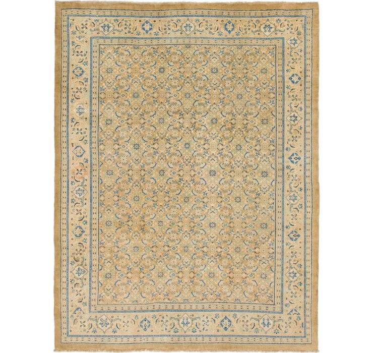 10' 3 x 12' 5 Farahan Persian Rug