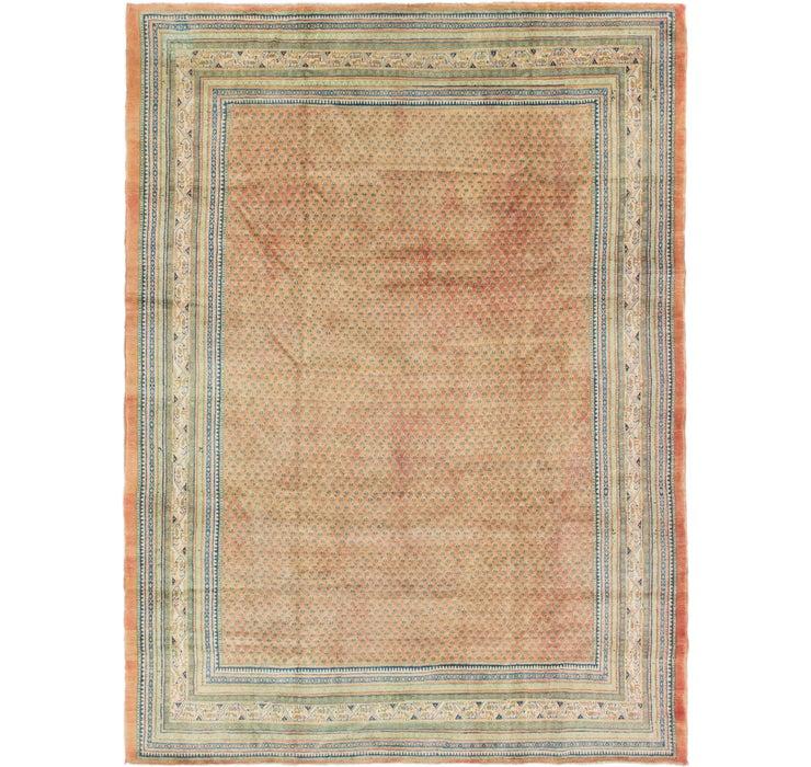 267cm x 360cm Botemir Persian Rug