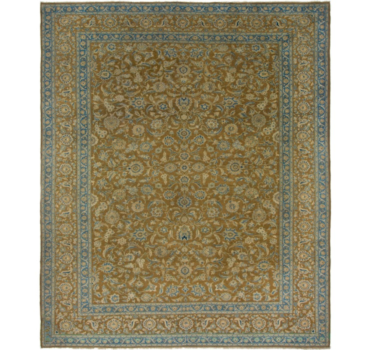 315cm x 375cm Mahal Persian Rug