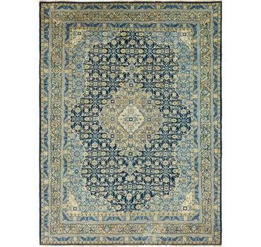 Image of 9' 9 x 12' 8 Mahal Persian Rug