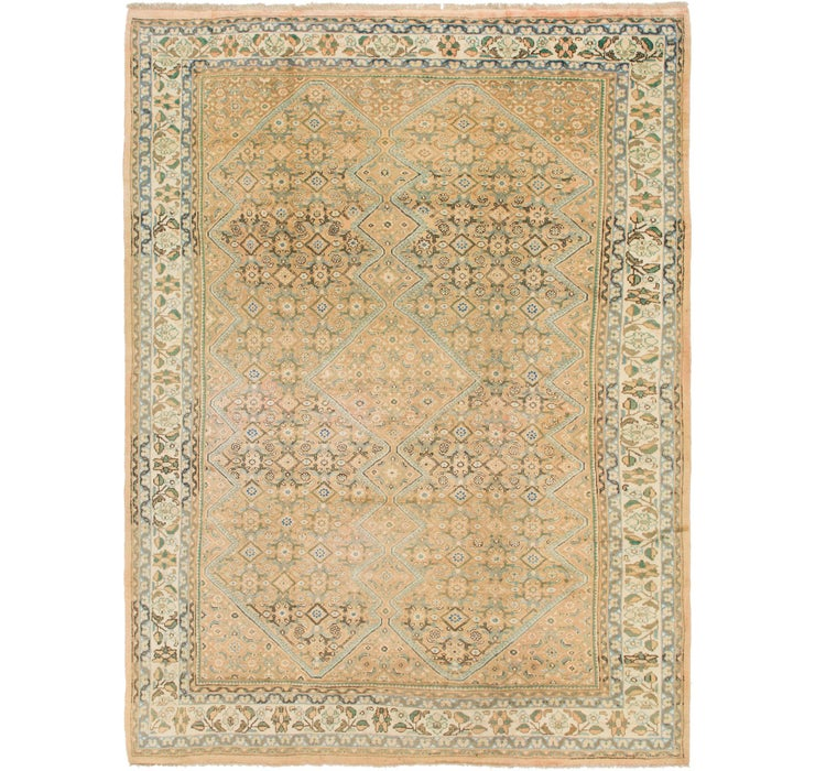 9' 4 x 12' 9 Farahan Persian Rug