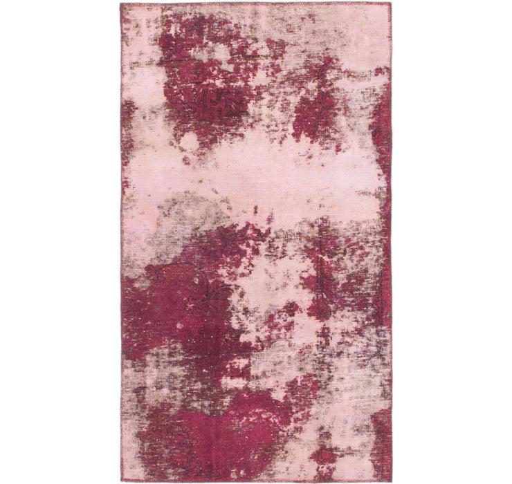 3' 2 x 5' 7 Ultra Vintage Persian Rug