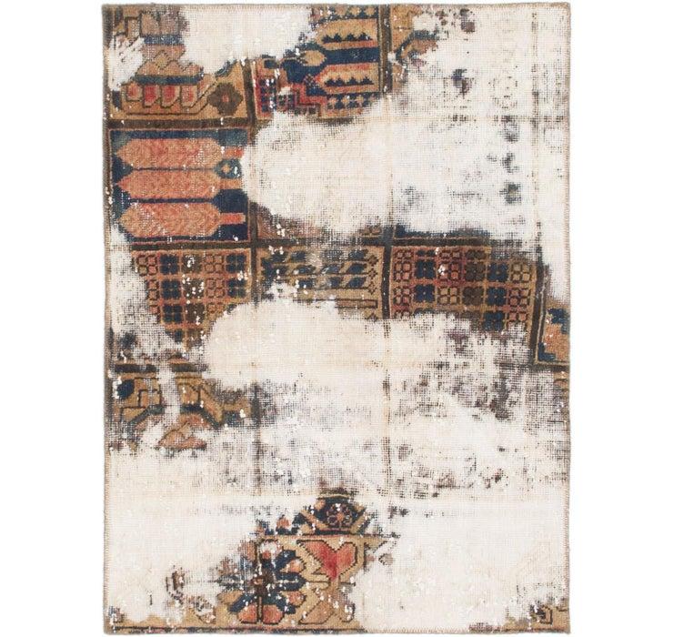3' 2 x 4' 4 Ultra Vintage Persian Rug