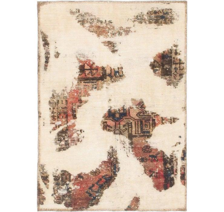 2' 5 x 3' 6 Ultra Vintage Persian Rug
