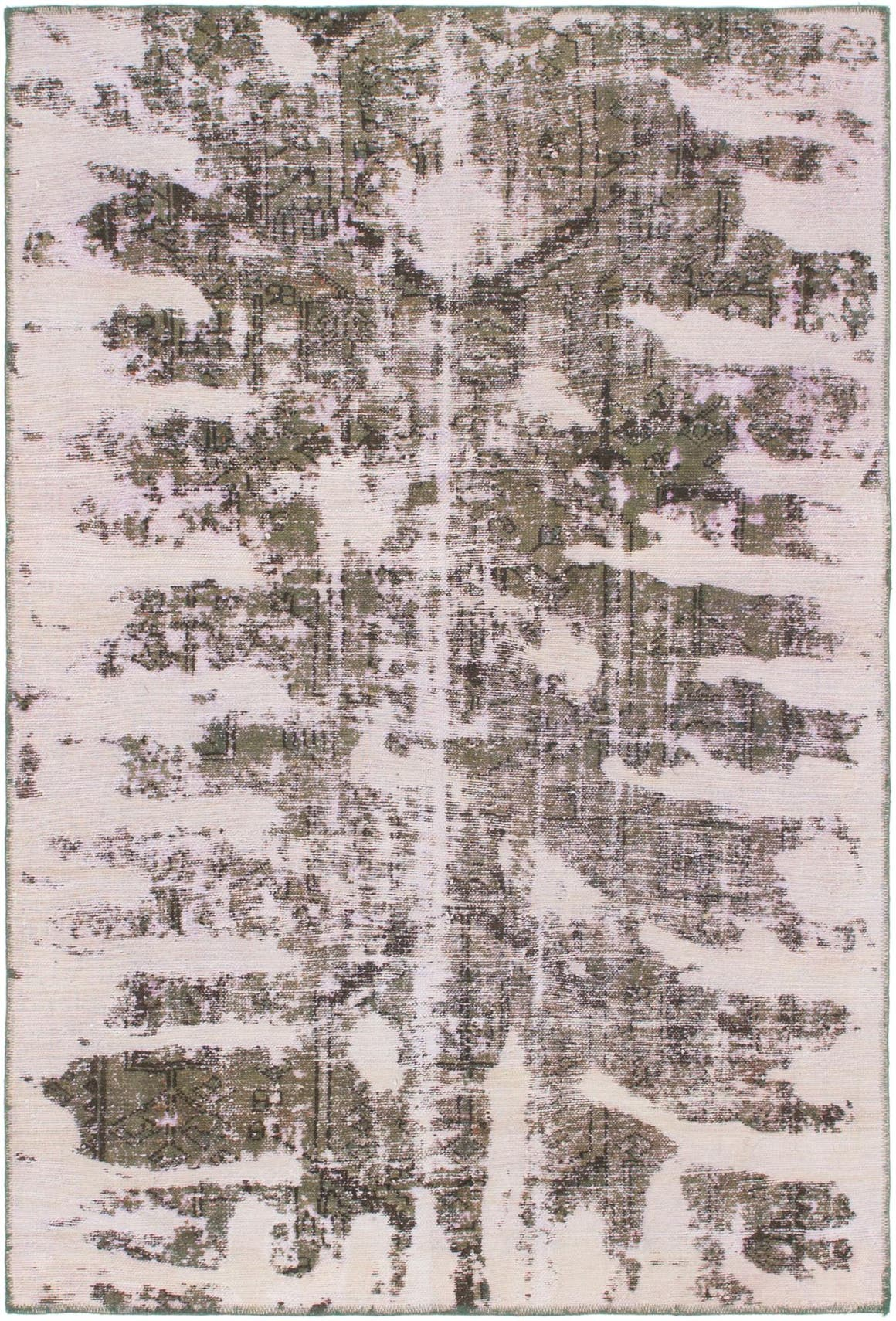 4' 9 x 7' 2 Ultra Vintage Persian Rug main image