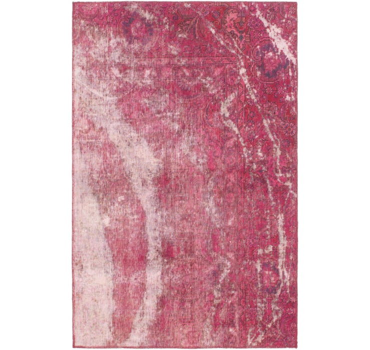 3' 6 x 5' 6 Ultra Vintage Persian Rug