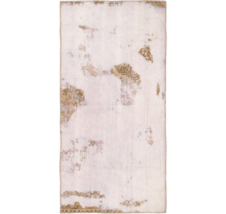 2' 6 x 5' Ultra Vintage Persian Rug