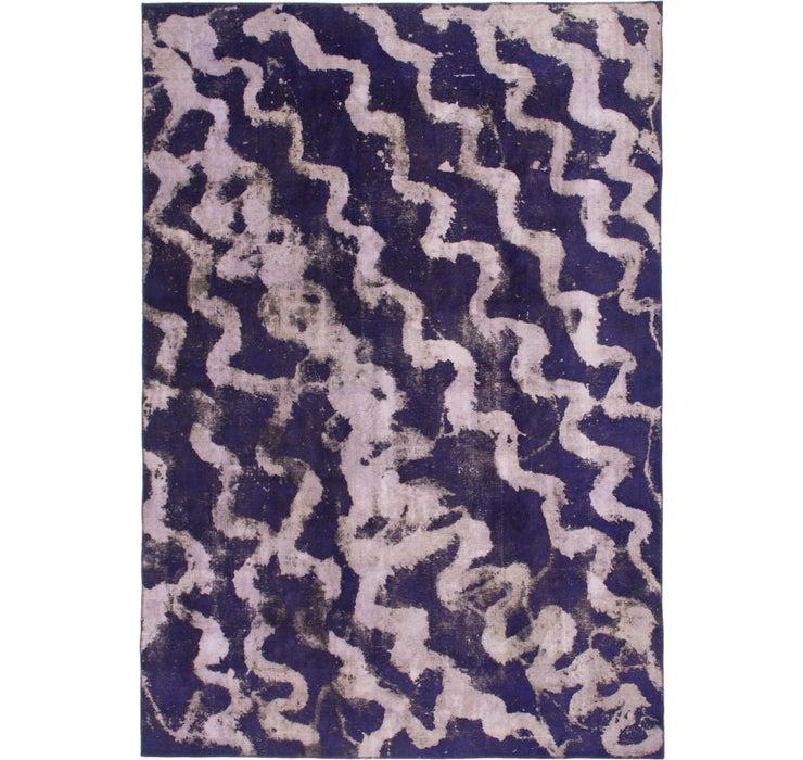 8' 5 x 12' 2 Ultra Vintage Persian Rug