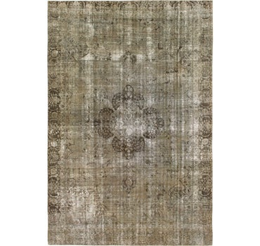 11' 2 x 16' 5 Ultra Vintage Persian Rug main image