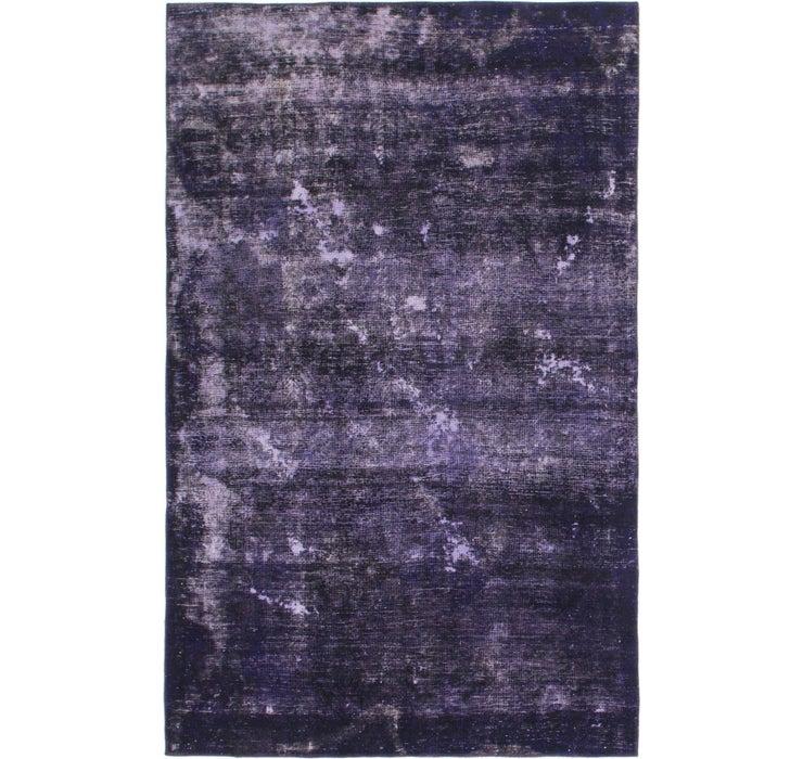 5' 6 x 8' 9 Ultra Vintage Persian Rug