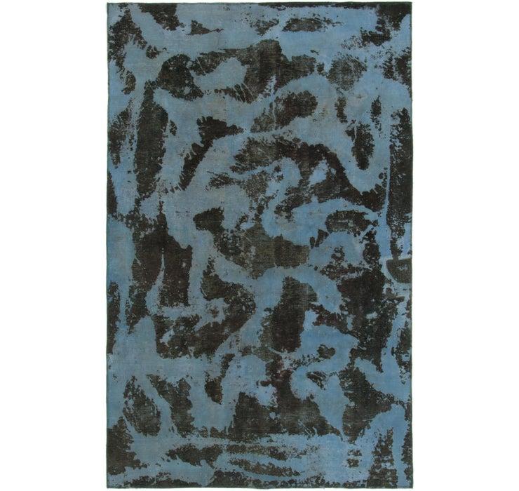 5' 9 x 9' 6 Ultra Vintage Persian Rug