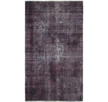 4' 6 x 7' 8 Ultra Vintage Persian Rug main image
