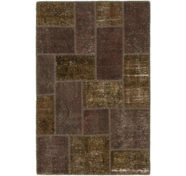 2' 9 x 4' 2 Ultra Vintage Persian Rug main image