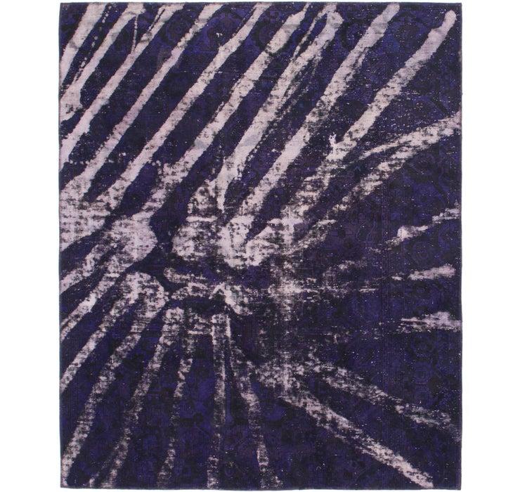 5' 9 x 7' Ultra Vintage Persian Rug