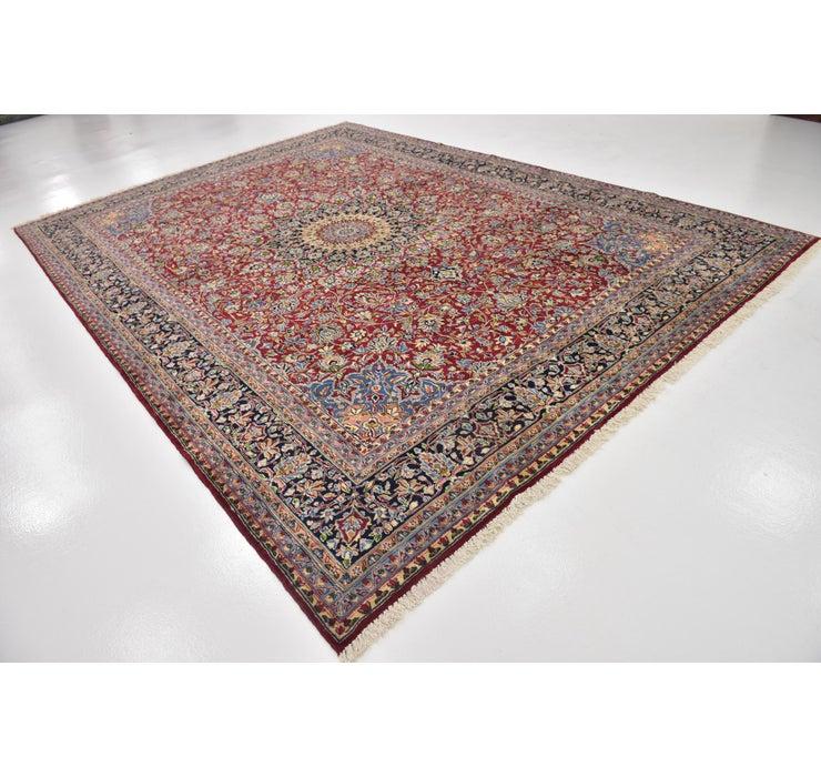 9' 6 x 13' 2 Kerman Persian Rug