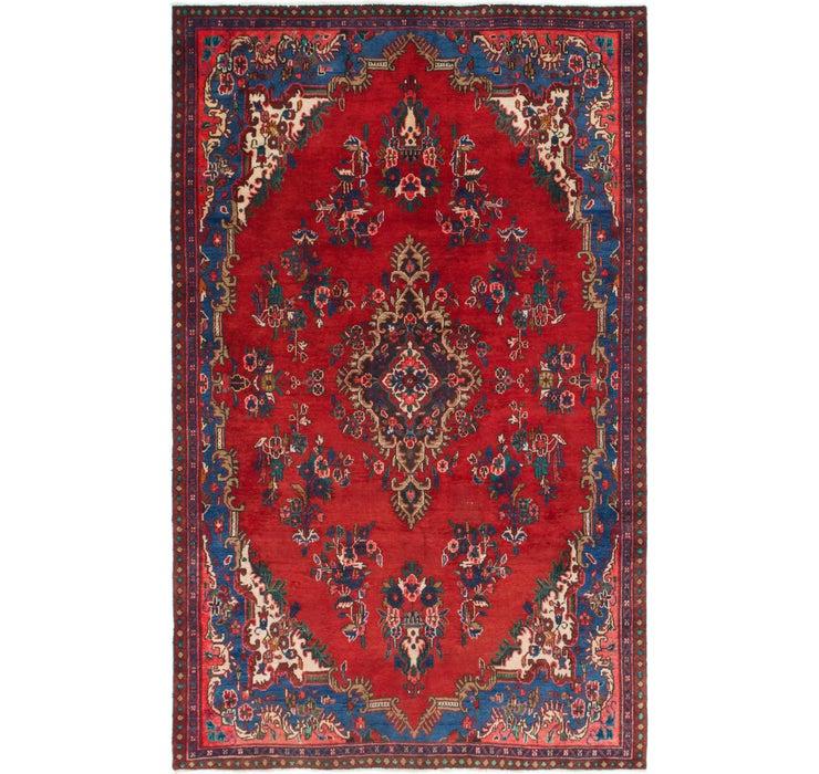 190cm x 300cm Shahrbaft Persian Rug