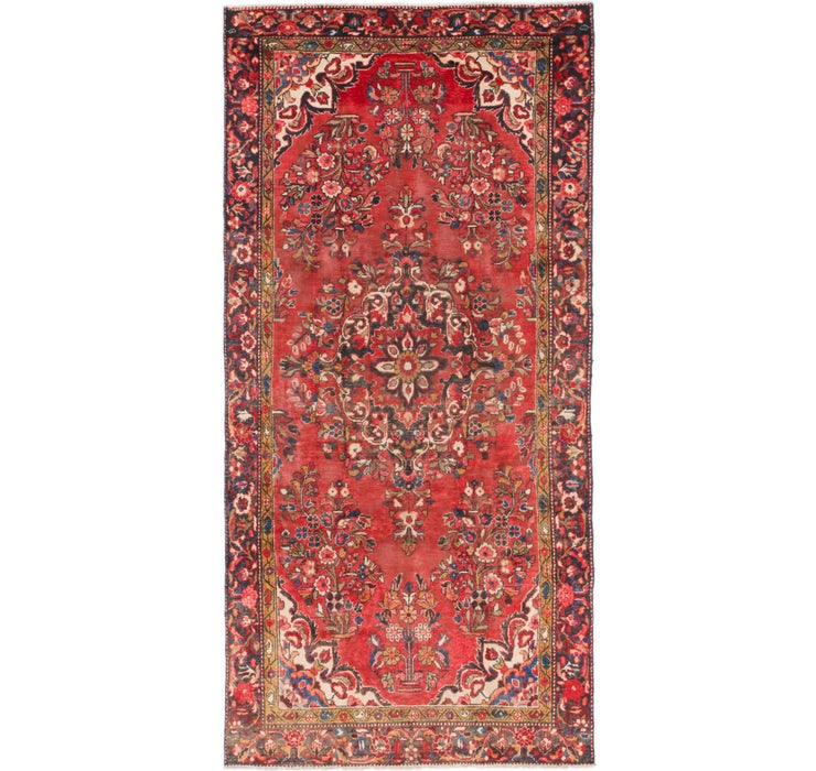 137cm x 287cm Borchelu Persian Runner...