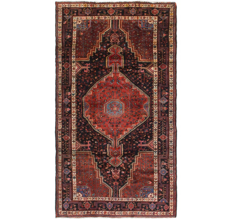 157cm x 285cm Tuiserkan Persian Rug