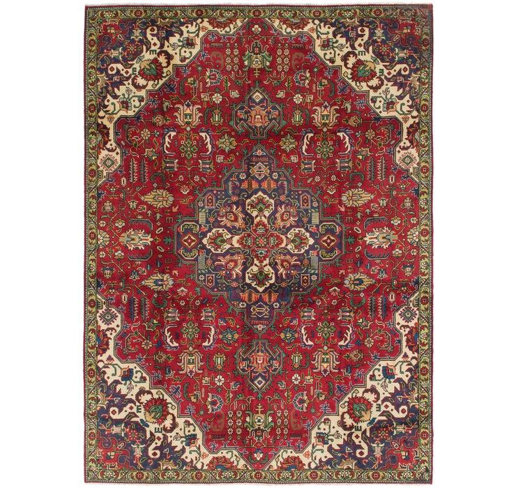 7' 3 x 10' 3 Tabriz Persian Rug