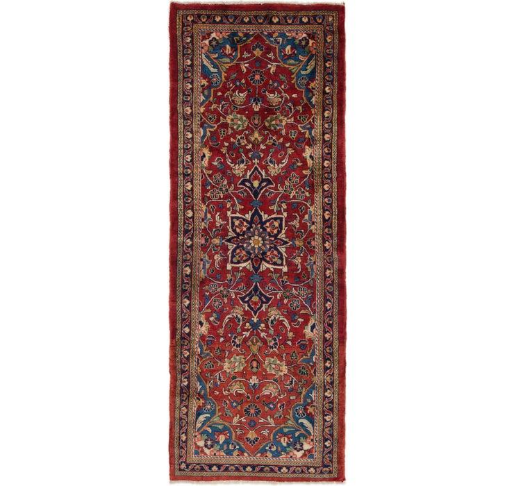 107cm x 297cm Mahal Persian Runner Rug