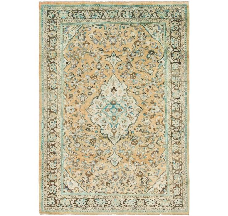 267cm x 378cm Mahal Persian Rug