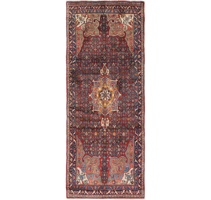 Image of 110cm x 275cm Gholtogh Persian Runner...
