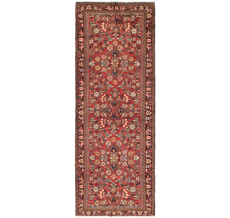 105cm x 292cm Borchelu Persian Runner...