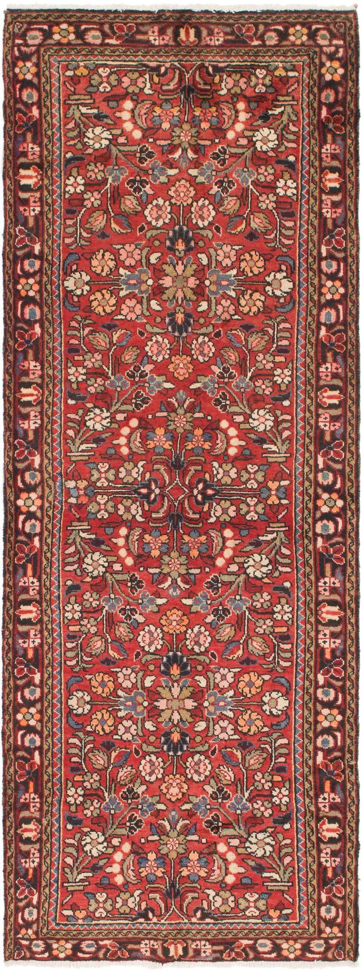 3' 5 x 9' 7 Borchelu Persian Runner Rug main image