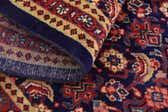 3' 7 x 10' Mahal Persian Runner Rug thumbnail