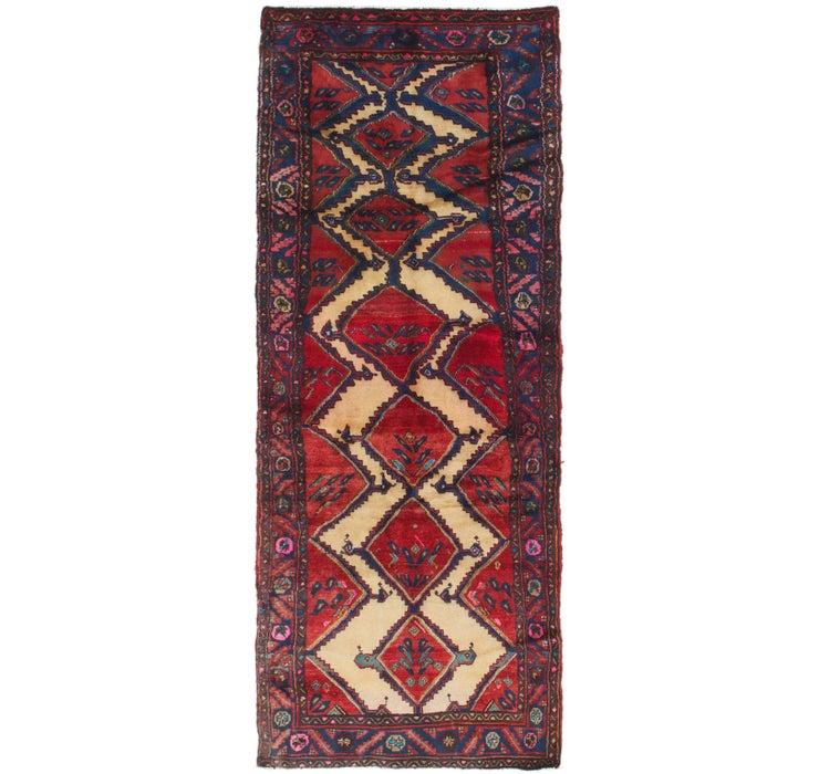 105cm x 275cm Chenar Persian Runner Rug