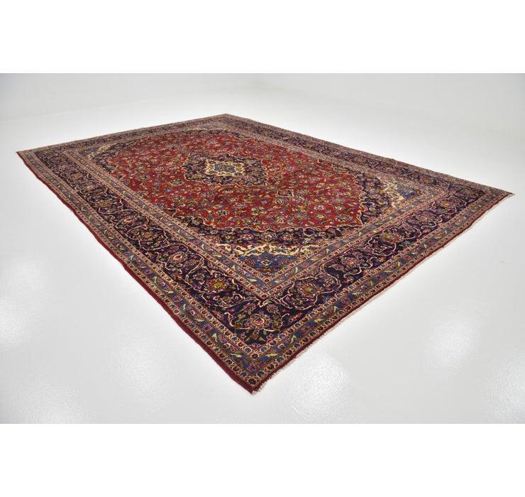 297cm x 422cm Kashan Persian Rug
