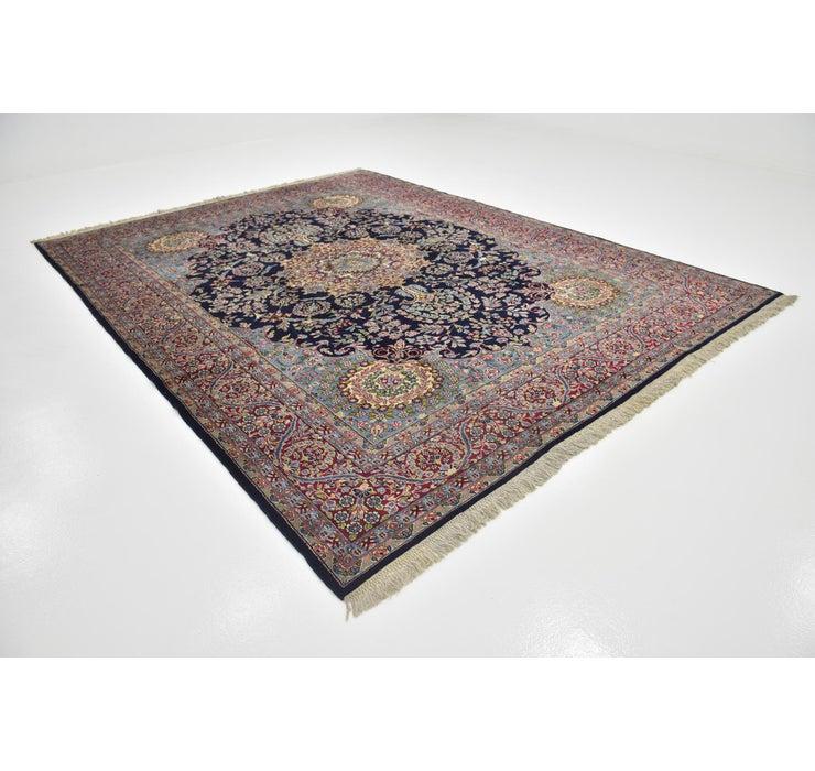 8' 8 x 11' 6 Kerman Persian Rug