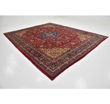 10' x 12' 9 Mahal Persian Rug