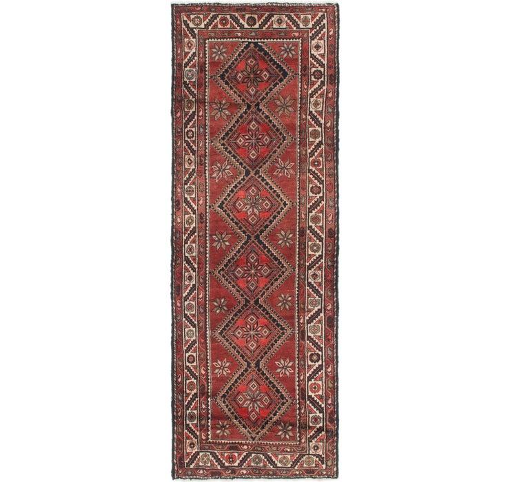 112cm x 310cm Chenar Persian Runner Rug