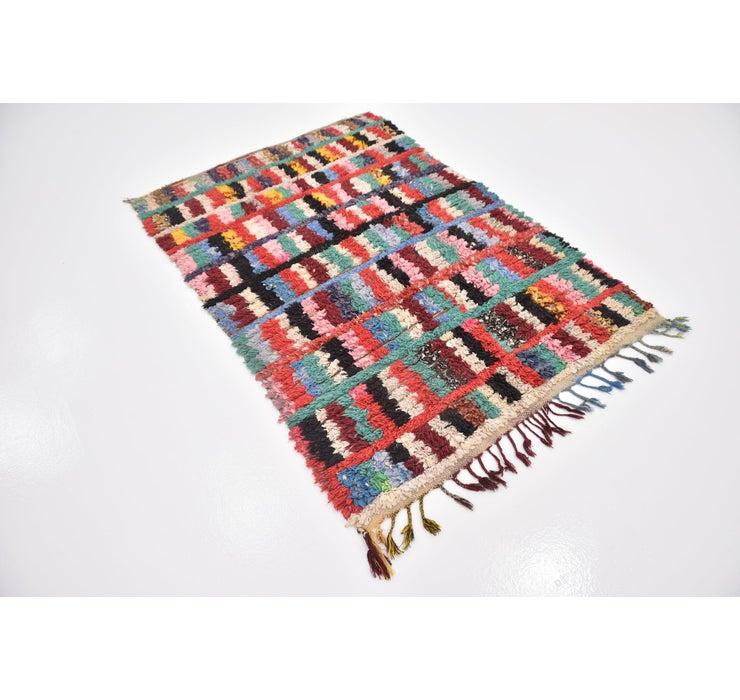 122cm x 183cm Moroccan Rug