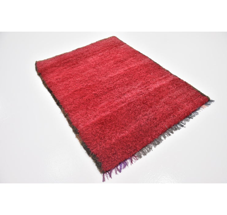 4' x 5' 3 Moroccan Rug