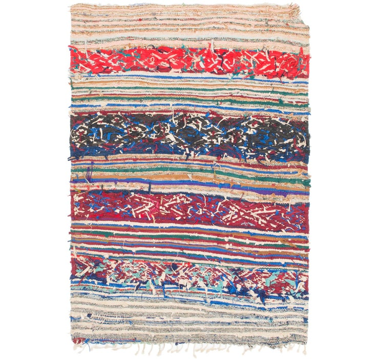 105cm x 152cm Moroccan Rug