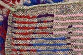 100cm x 147cm Moroccan Rug thumbnail