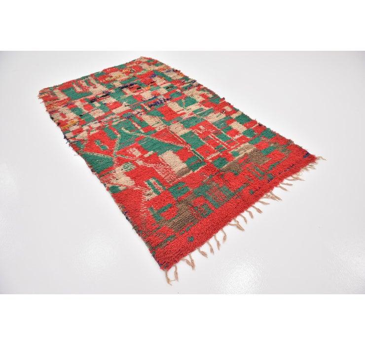 135cm x 230cm Moroccan Rug