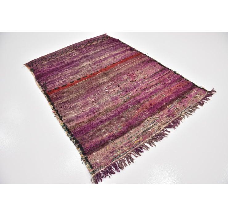 165cm x 230cm Moroccan Rug