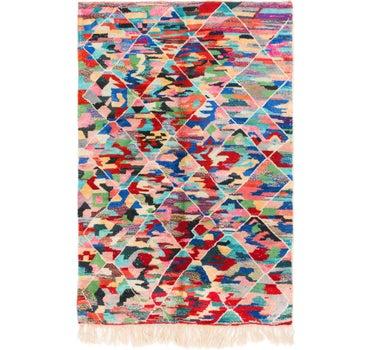 6' 8 x 9' 10 Moroccan Rug main image
