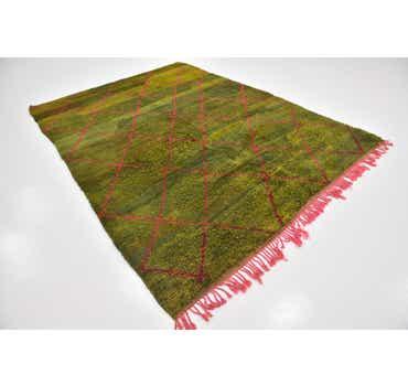 Image of 7' 4 x 9' 10 Moroccan Rug