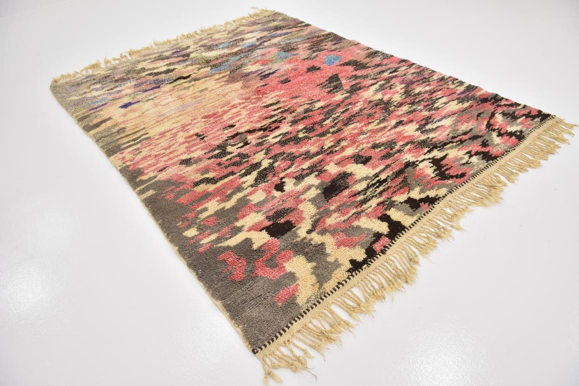 6' 8 x 8' 4 Moroccan Rug main image